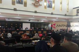Delapan fraksi setujui empat raperda kota Palembang