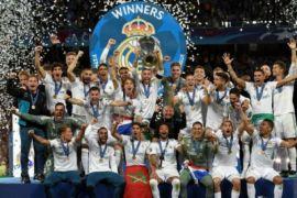 Real Madrid hancurkan Roma 3-0
