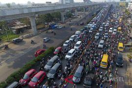 LRT antisipasi Palembang macet total tahun 2020