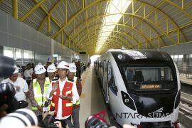 LRT Sumsel Bukti prestasi anak bangsa