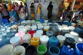 Desa di OKU minim sarana air bersih