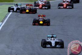 Kimi Raikkkonen menangi GP AS, Hamiltom belum pastikan gelar