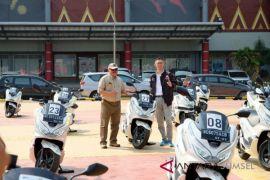 Astra Motor pinjami 50 Unit PCX untuk Asian Games