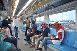 Pemprov Sumsel perkenalkan LRTpada pelajar