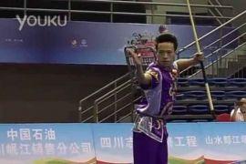 Asian Games (Wushu) - China raih emas di nomor Changquan putra