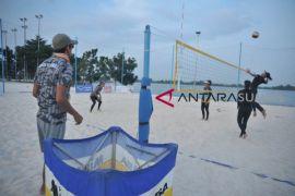 Asian Games (Voli Pantai) - Indonesia targetkan medali emas