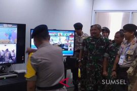 Operasi pengamanan Asian Games Palembang tanpa hambatan