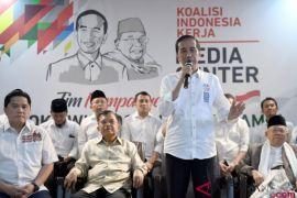 22 kepala daerah di Jawa Barat dukung Jokowi-Ma'ruf