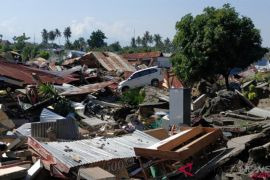 BNPB: kerugian bencana Sulteng capai Rp13,82 triliun