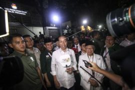 Nomor urut satu bagi Jokowi-Ma'ruf sarat pesan sejarah