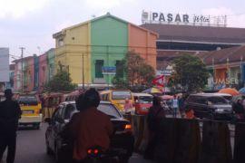 Palembang belum memiliki pasar ber SNI