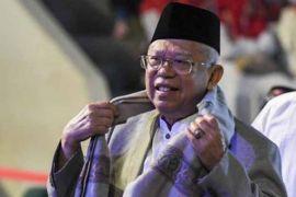 Ma'ruf Amin : Beda capres tak perlu bertengkar