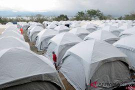 BNPB : pengungsi butuh 18 ribu tenda hunian