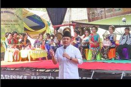 Gubernur ajak masyarakat bersama bangun Sumsel