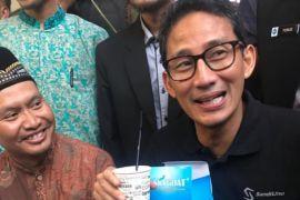 Sandiaga Uno silaturahmi ke Yayasan Daarut Tauhid