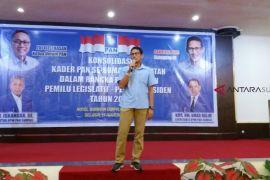 PAN minta kader harus berjuang menangkan Prabowo-Sandi