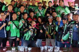 Konsumen kecewa, pengemudi gojek Palembang mogok massal