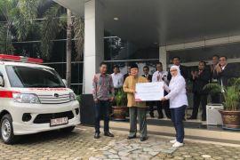 Pertamina Sumbagsel serahkan ambulans untuk Masyarakat