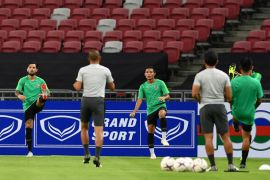 Timnas Indonesia batasi media liput latihan