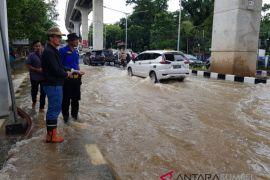 Minimalisir banjir, Pemkot Palembang pasang box culvert