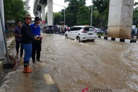 Banjir di Palembang dipicu pembangunan yang melanggar aturan