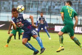 Arema kirim Sriwijaya FC ke Liga 2