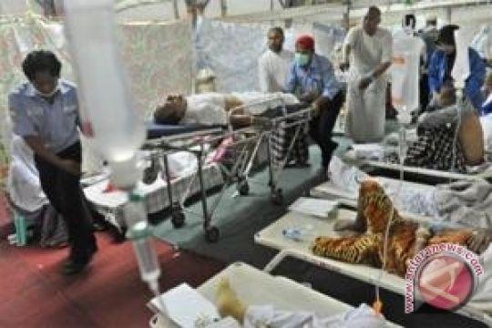 Tiga jamaah Sumsel dirawat di Arab Saudi
