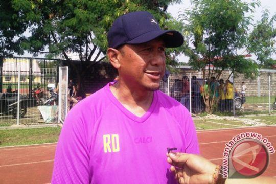 Sriwijaya FC geber kemampuan fisik pemain