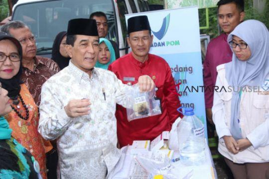 Pjs Wali Kota Palembang temukan makanan berformalin di pasar bedug