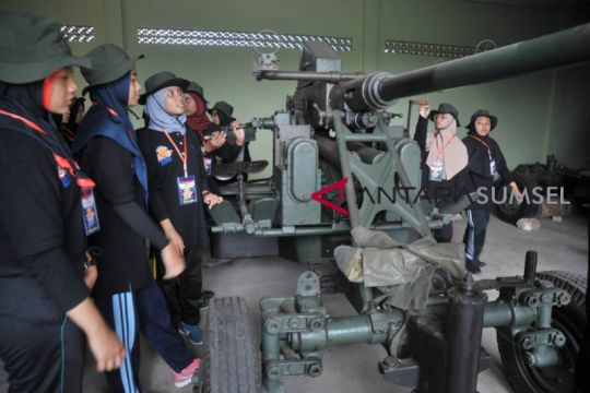 BUMN Hadir-Kegiatan Siswa di Yon Arhanudse TNI AD