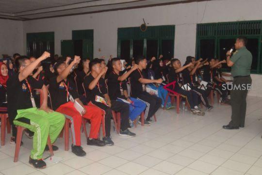 BUMN Hadir - Peserta SMN Jatim diberi pemahaman ideologi Pancasila