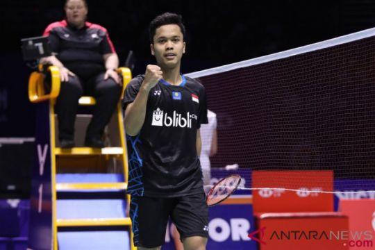 Anthony Ginting tuntaskan misi juarai China Terbuka