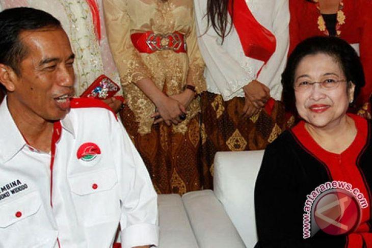 Megawati gunakan hak prerogatif menunjuk Jokowi sebagai Capres 2019