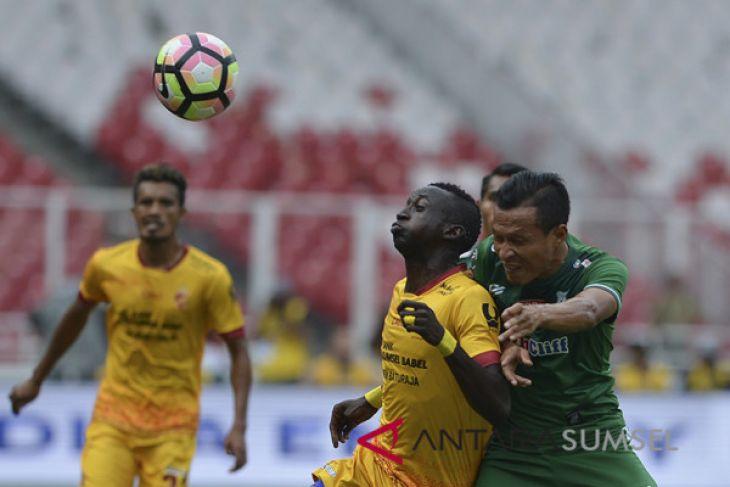 Sriwijaya FC juara ketiga Piala Presiden