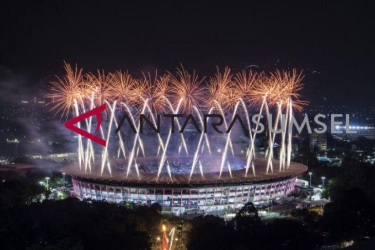 Asian Games - Palembang ukir sejarah baru berkat Asian Games