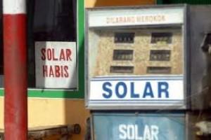 SPBN Pekalongan Minta Tambah Stok Solar