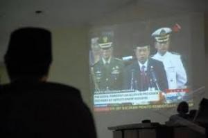 DPRD Jateng Tiadakan Paripurna Saksikan Penyampaian RAPBN