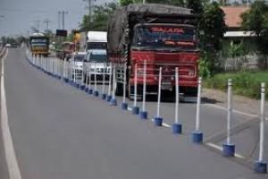 Pemkot Pekalongan bangun jalur lambat exit tol