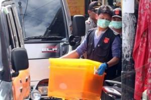 BARANG BUKTI TERORISME