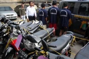 Pencuri Sepeda Motor Ini Mengaku Terdesak Bayar SPP Anaknya