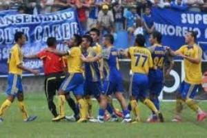 PSIS-Bali United bermain imbang 0-0