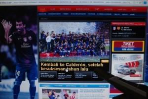 WEBSITE BARCELONA BERBAHASA INDONESIA