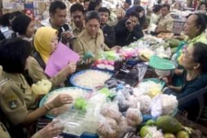 Disdag Surakarta terus awasi peredaran makanan berbahaya