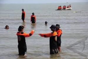 Jenazah Nelayan di Pantai Cemara Sewu Dievakuasi