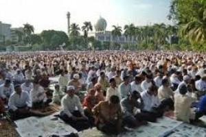 MUI Jateng Bersyukur Umat Islam Lebaran Bersama