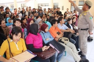 Pendaftar CPNS kesulitan akses web BKN