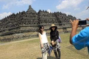 Pengunjung Borobudur Ditargetkan 3,5 Juta