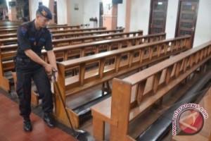 Kapolres Temanggung Bantah Ada Pengepungan Gereja