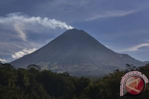 Pascaletusan freatik, belum terjadi hujan abu Merapi
