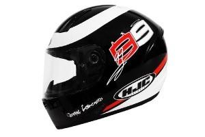 Helm HJC 99 Jorge Lorenzo Khusus Untuk Pasar Indonesia